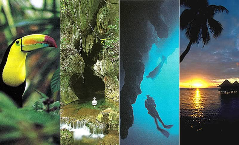 Belize Combo Packages