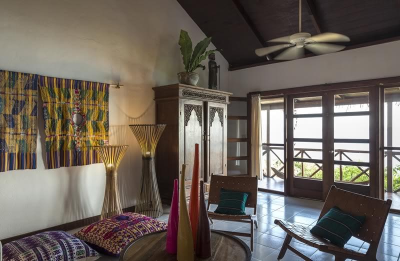 Luxury Villa Room