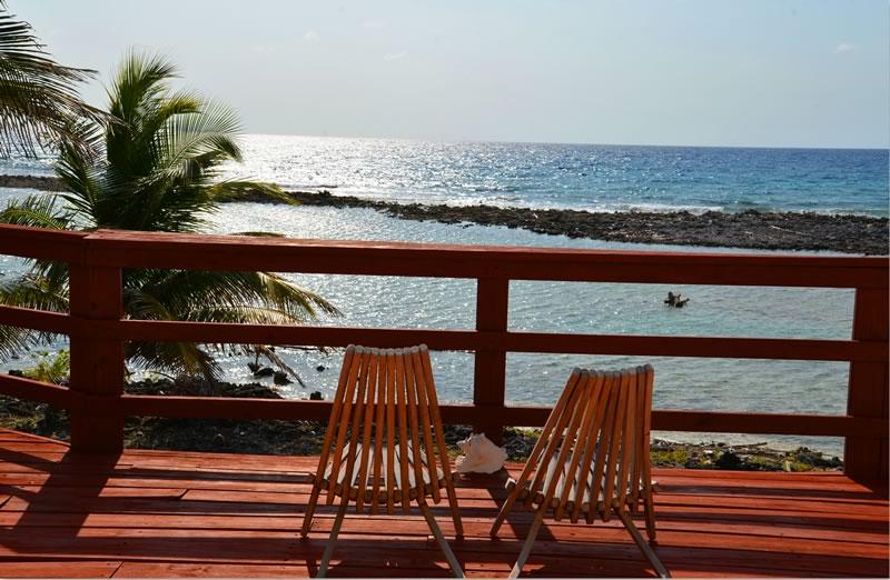 Reef House Deck