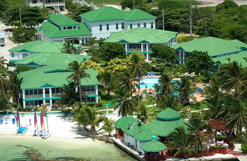 Banyan Bay Aerial View