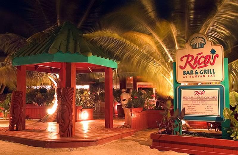 Ricos Bay & Grill
