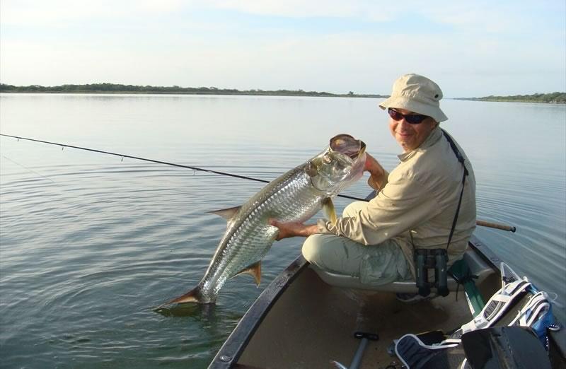 Lagoon Fishing