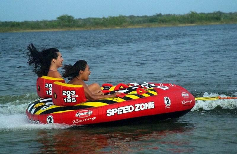 Speed Boat Water Sports