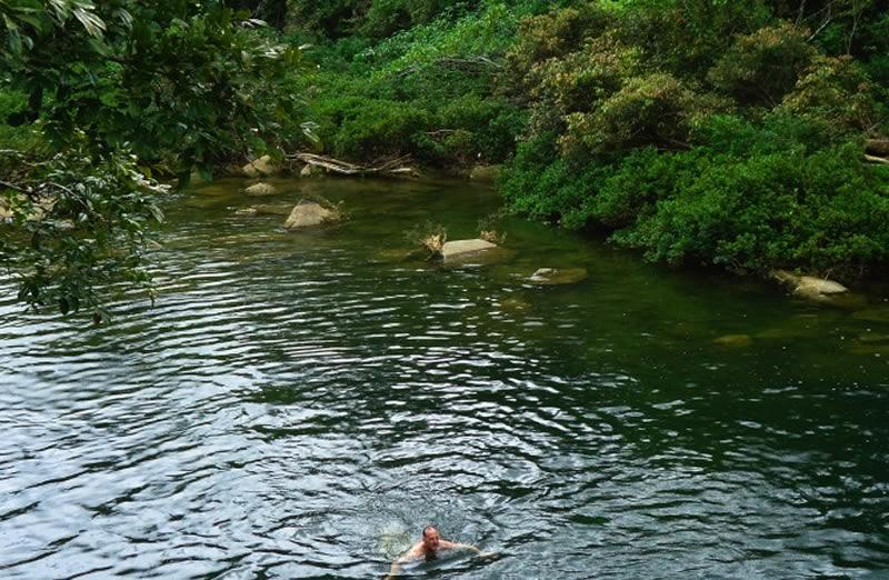 Rio Blanco Creek